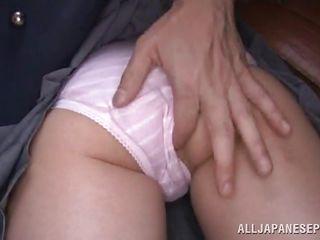 Японское публичное порно